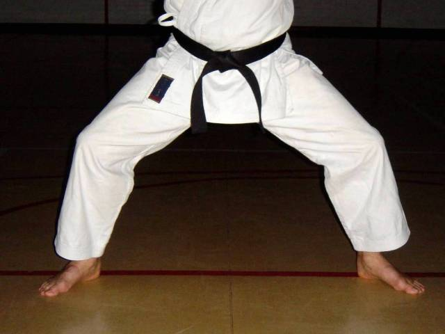 shotokan karate terminology